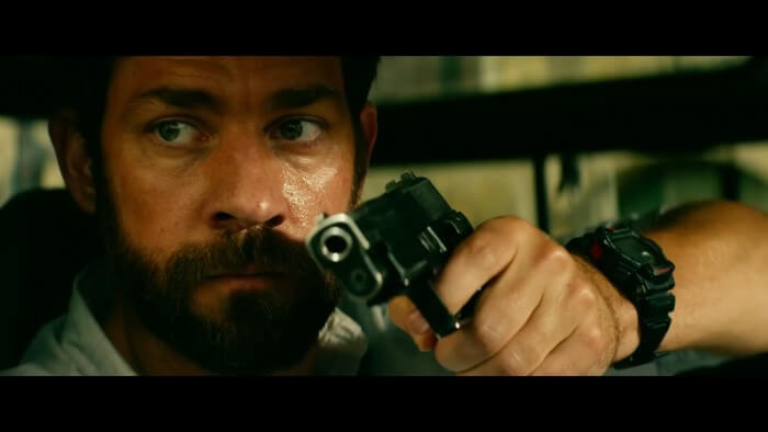 13 Hours: The Secret Soldiers of Benghazi G-Shock