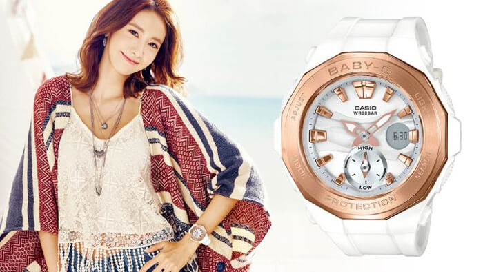 Best Casio Baby-G Sport Watches For Women