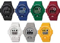 G-Shock Heathered Series