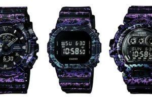 G-Shock Polarized Black Series to be released in USA