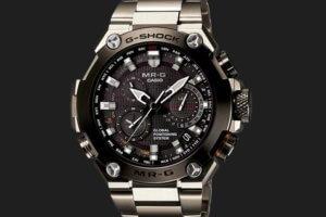 MR-G MRG-G1000 The Most Luxurious G-Shock Watch