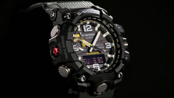 G-Shock GWG-1000-1A3 Mudmaster
