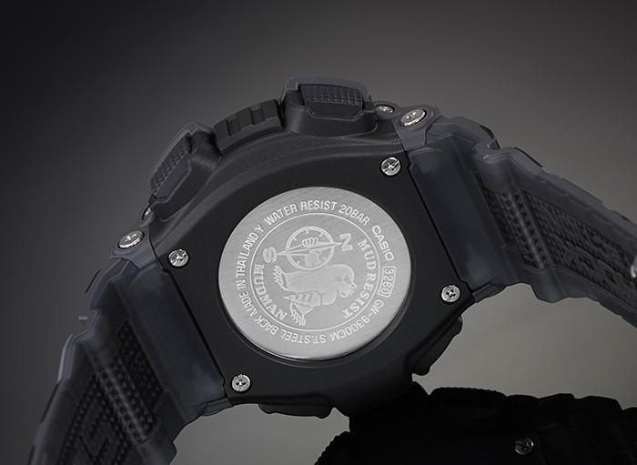 GW-9300CM-1JR Carbon Fiber insert