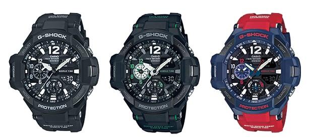 G-Shock GA-1100-1A GA-1100-1A3 GA-1100-2A