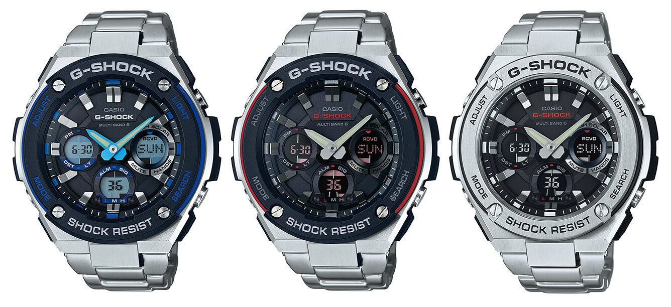 G Steel Gst W100d And Gst W110d With Multi Band 6 G
