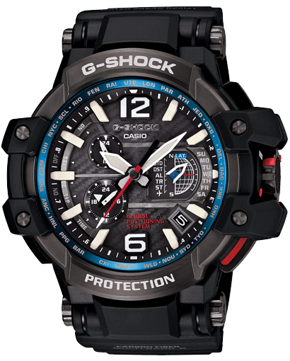 GPW1000-1A Gravitymaster Aviation Watch
