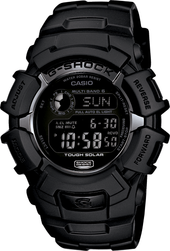 Best G-Shock watch for police: GW2310FB-1