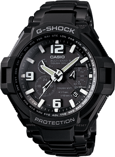 G-Shock GW4000D-1A Aviation Watch