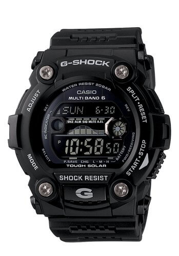 G-Shock GW7900B-1 G-Rescue