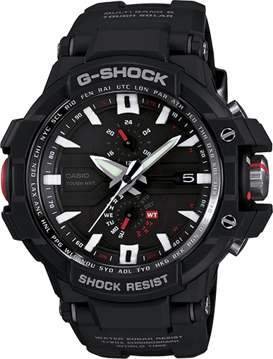 G-Shock GWA1000-1A Aviation Watch