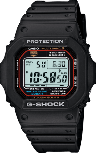 G-Shock GWM5610-1 Military Watch