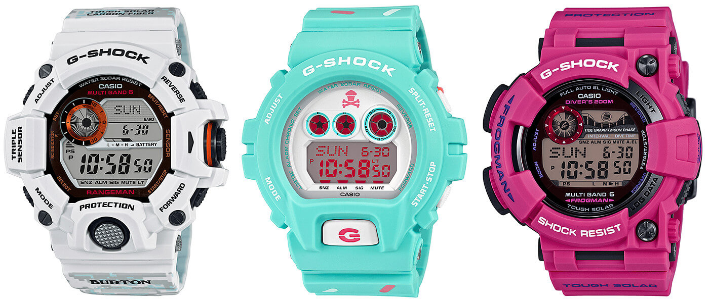 Beginner S Guide To G Shock Watches G Central G Shock Watch Fan Blog