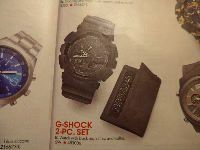 G-Shock Wallet