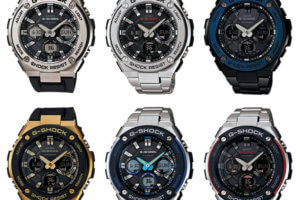 G-Steel GSTS100 and GSTS110