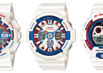 tri-color maritime g-shock