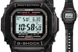 Lightest men's G-Shock GW-S5600-1JF has ended production, replaced by GW-S5600U-1JF
