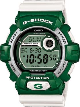 G8900CS-3 New York Jets and Boston Celtics Wrist Watch