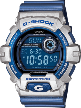 G8900CS-8 Dallas Cowbows and Seattle Seahawks Wrist Watch