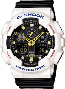 GA100CS-7A Pittsburgh Steelers Wrist Watch