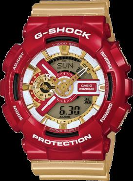 GA110CS-4A San Francisco 49ers Wrist Watch