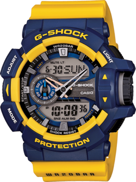 GA400-9B St. Louis Rams and Golden State Warriors Wrist Watch