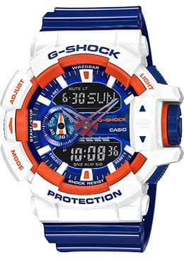 GA400CS-7A Denver Broncos Wrist Watch