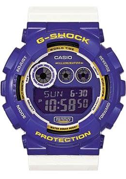 GD120CS-6 Minnesota Vikings and Baltimore Ravens Wrist Watch