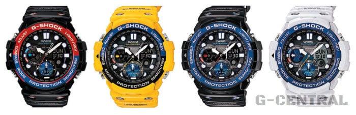 G-Shock GN-1000 Gulfmaster