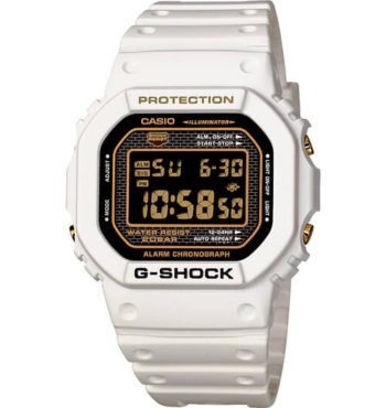 dw-5025b-7 Rising White 25th Anniversary
