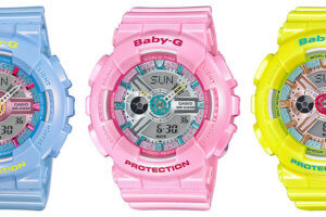 Baby-G BA110CA-2A BA110CA-4A BA110CA-9A