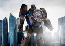 G-Shock x adFuntture x VEIL Master of G Designer Collection 2015 Robots