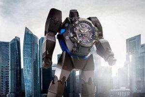 G-Shock x adFuntture x VEIL Master of G Designer Collection 2015 Robots