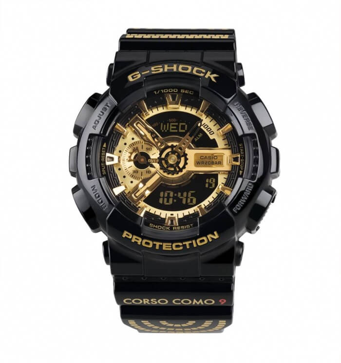 G-Shock Corso Como GS1A Anniversary Watch