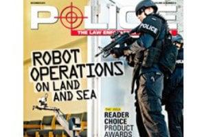 G-Shock in Police Magazine Reader Choice Awards 2015