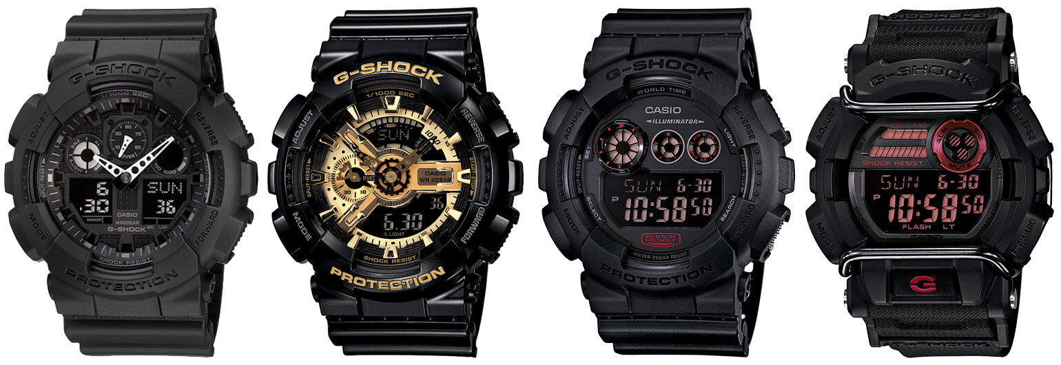 473242a23f Beginner's Guide to G-Shock Watches – G-Central G-Shock Watch Fan Blog