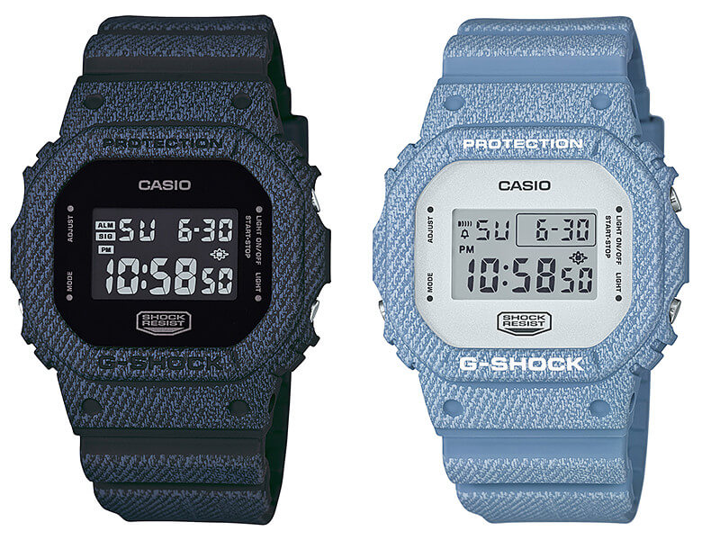 G-Shock DW-5600DC Denim Color Series – G-Central G-Shock ...