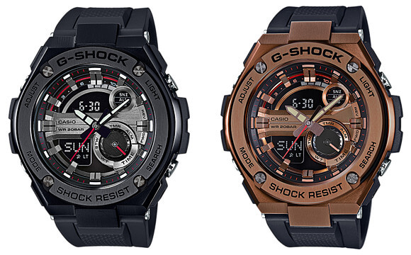 ef483648c22 G-Shock G-STEEL GST-200CP and GST-210B Watches – G-Central G-Shock ...