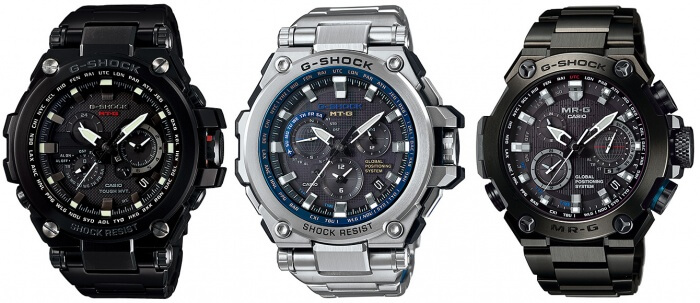 Luxury G-Shock Watches
