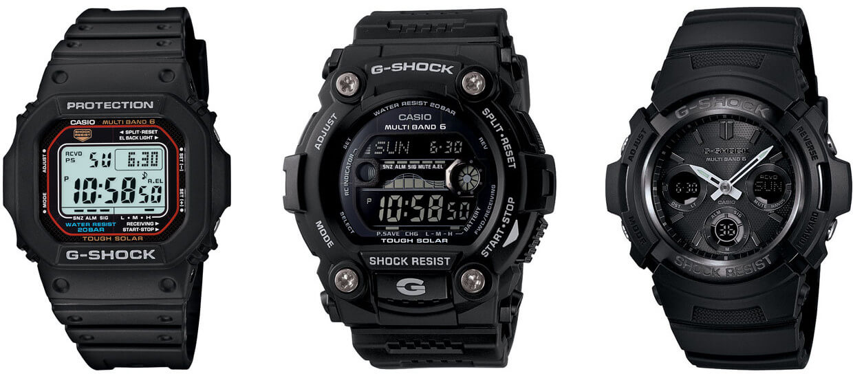 Best casio g shock watches for 2016 for Watches g shock