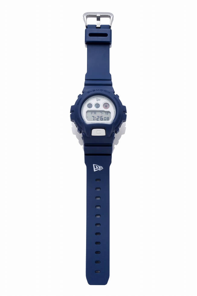 New Era x G-Shock DW-6900 Navy Watch 2016 Band