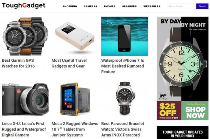 ToughGadget Tech Blog