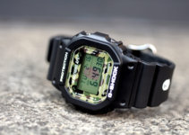 BAPE x G-Shock Bape Camo DW-5600E-1 Watch