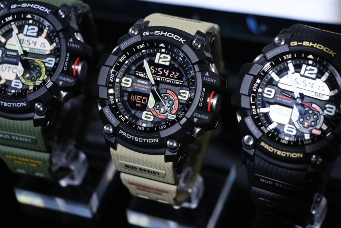 Casio G-Shock Mudmaster GG-1000 Watches