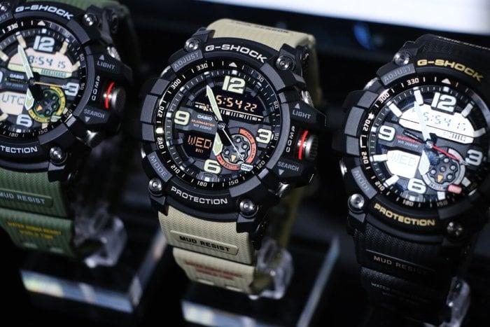 Casio G-Shock Mudmaster GG-1000 Watches