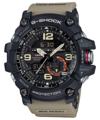G-Shock Mudmaster GG-1000-1A5 with Compass