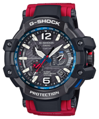 G-Shock GPW-1000RD-4A Rescue Red Gravitymaster