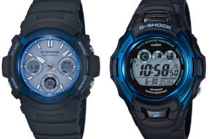 G-Shock Fire Package Series AWG-M100SF-2AJR and GW-M500F-2JR