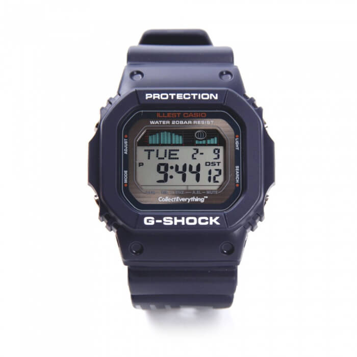 Illest x G-Shock GLX-5600 Watch 2016