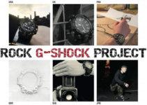 Rock G-Shock Project