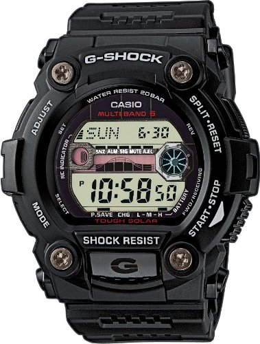 G-Shock GW-7900-1ER Solar Tide and Moon Watch
